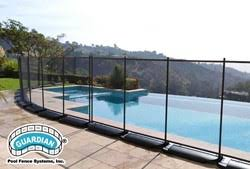 No Holes Pool Fence That Is Innovative And Unique Is Launched By Guardian Pool Fence Systems