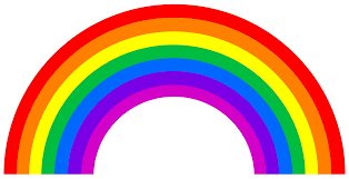 Image result for rainbow clipart
