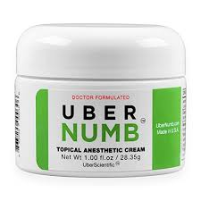 guide to derma roller numbing cream