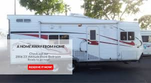 g g toy hauler als home