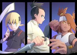 team 10 shikadai nara wallpaper