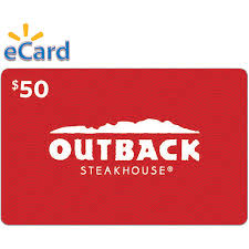 outback steakhouse 50 gift card email