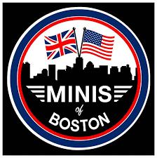 Minis Of Boston Club Vinyl Decal