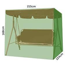 3 seater garden bench swing furniture