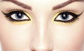 el makeup deseado winged eyes la