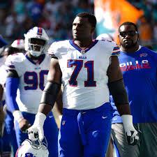 Buffalo Bills sign Rod Streater, Wes Saxton, release Cyrus Kouandjio -  Buffalo Rumblings