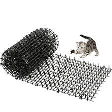 Kohree Cat Scat Mat With Spikes 2m X 0 3m Cat Dog Animal Spikes Repellent Deterrent Mat Anti Cat Mat Indoor Cat Deterrent Outdoor Mat For Garden Fence Buy Products Online With