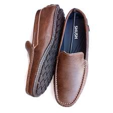 mens shoes leather loafer shoes