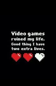 pin by vimve x on phone ♡ video game quotes game