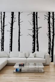 Wall Decals Birch Trees Walltat Com Art Without Boundaries