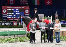 Priscilla Denegre and Abby Cole Claim $10,000 WIHS Adult and Children's  Hunter Championships
