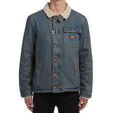 roark axeman jacket indigo