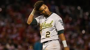 Oakland's Khris Davis pacing MLB strikeout record | NBCS Bay Area