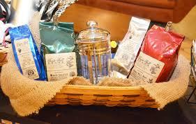 holiday gift baskets taste full beans