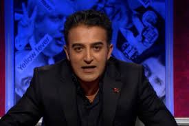 Adil Ray's brutal jibe at Piers Morgan on Have I Got News For You ...