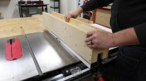 The Ultimate Table Saw Fence Mwa Woodworks