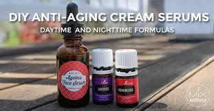diy anti aging cream serums