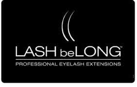 Z Lash Belong Window Decal Extensions Marketing Literature Madame Madeline Lashes