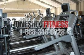 life fitness 95ti treadmill w tv