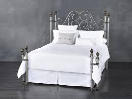 Wesley Allen Aberdeen Iron Bed - Exclusive Authorized Dealer ...