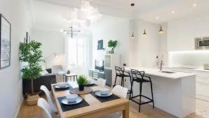 appartement avec des agents immobiliers
