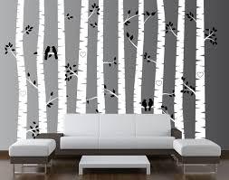 Black Tree Flying Birds Wall Decals Vinyl Sticker Art Baby Nursery Living For Sale Online Ebay