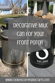 Milk Can Decal Decal For Milk Can Front Porch De Vozeli Com