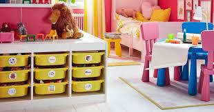 Toys Storage Ikea