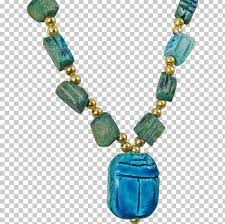 scarab necklace ancient egypt earring