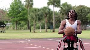 TRAILER PREMIERE : Wheelchair Athletes Push Their Team Towards The Title in THE  REBOUND – According to Kristin