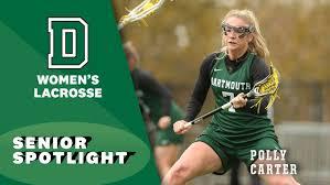 Senior Spotlight: No. 7 Polly Carter - Dartmouth College Athletics
