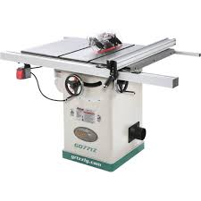 10 2 Hp 120v Hybrid Table Saw With T Shaped Fence At Grizzly Com