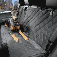 waterproof car rear back seat cover pet