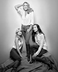 Jerry Hall and Her Family Are United in the Fight for Equal Rights