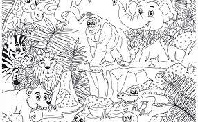 10 Prachtige Dieren Kleurplaten Crea Met Kids