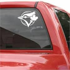Toronto Blue Jays Vinyl Car Van Truck Decal Window Sticker Monkey Feet Graphics