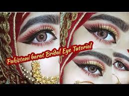 bridal eye makeup in urdu saubhaya makeup