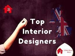 interior designers in united kingdom