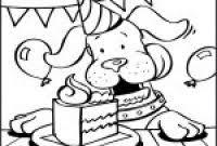 Verjaardag Kleurplaat Voor Oma Klupaats Download