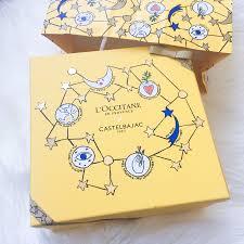 l occitane x castelbajac holiday gift