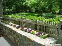Front Yard Fences Ideas Partially Fencing Front Of Yard Ideas Please Home Decorating Front Yard Fence Front Yard Fence Design