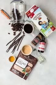 homemade coffee creamer weelicious