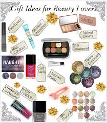 gifts for makeup