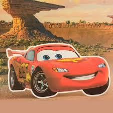 Invitaciones Cumpleanos Cars Figura De Rayo Mcqueen 8 50 En