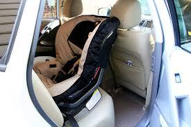convertible car seat ping
