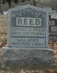 Ada Reed (Unknown-1927) - Find A Grave Memorial