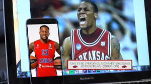 WEB EXCLUSIVE: Arkansas Native and Former Razorback Sonny Weems Talks About  Being Quarantined in China | KLRT - FOX16.com