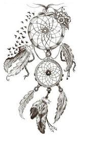 Dream Catcher Drawings Dreamcatcher Doodle By Twcrazy20041 Een