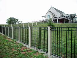 Yoder Fencing Llc Aluminum Residential