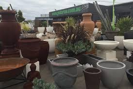 outdoor garden pots in melbourne
